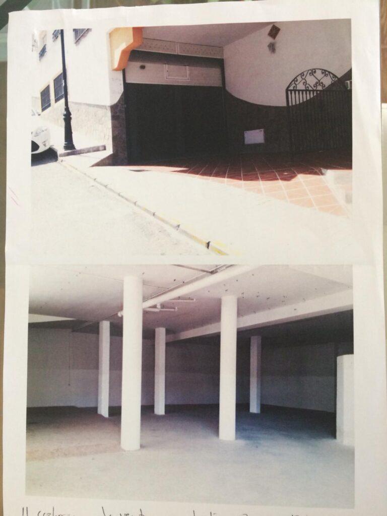 0549 – Garage in Salobreña