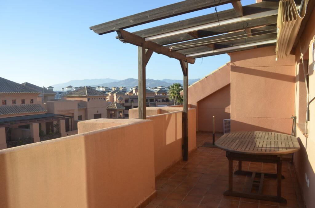 0396 – Penthouse in Playa Granada