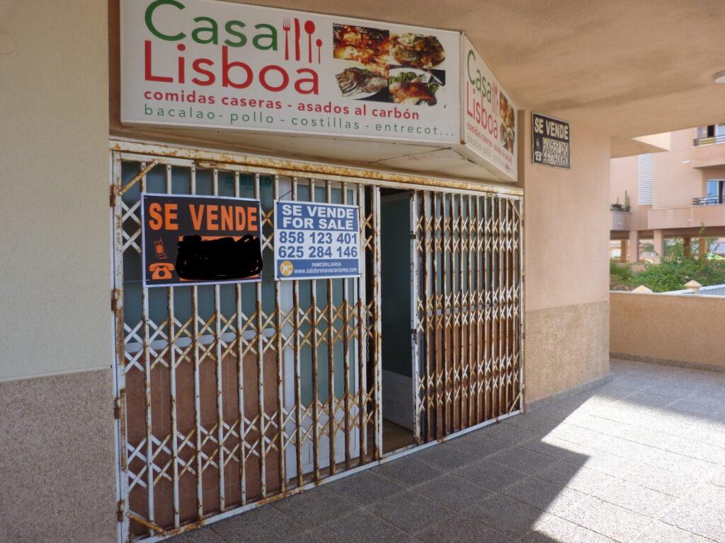 0651 – Business Premise on Salobreña beach
