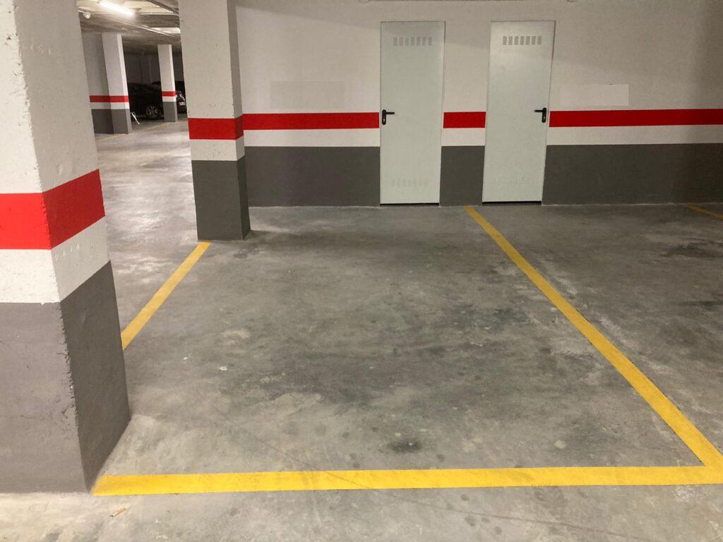 0654 – Garage et stockage à Motril