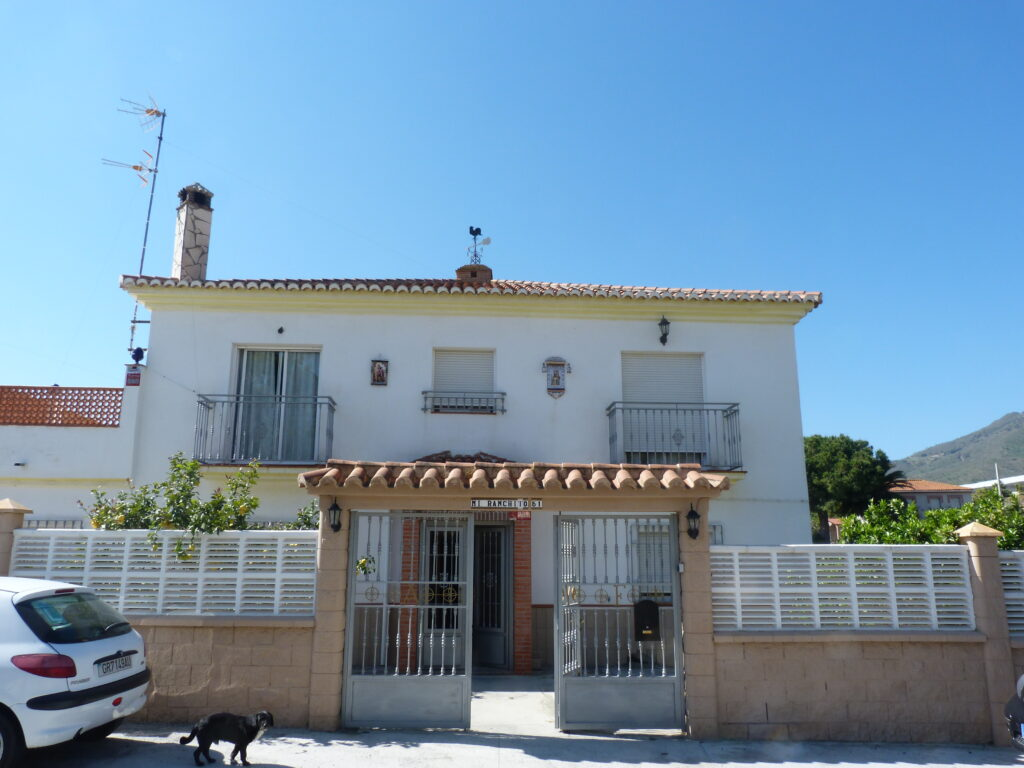 0687 – House in Molvízar